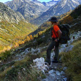 Paisaje sacado de Valles de Riueno y Salenques