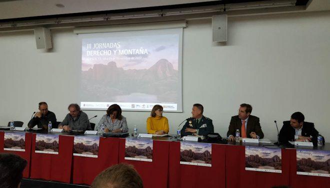 Jornadas Derecho y Montaña 2017 (@ Organización Jornadas Derecho y Montaña)