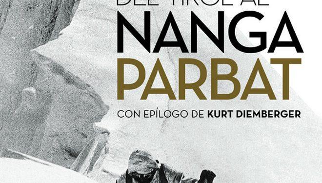 Portada del libro Del Tirol al Nanga Parbat