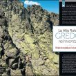 Artículo Alta ruta de Gredos en la revista Desnivel nº 376. Noviembre 2017  (Revista Desnivel)