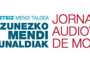 Cartel de las Jornadas Audiovisuales de Montaña (Ascentium)