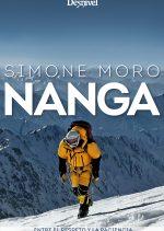 Portada del libro Nanga por Simone Moro.  (Ediciones Deni)