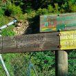 Señalización de uno de los tramos de sendero en los Pirineos (Desnivelpress)