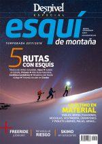 Portada de la revista Denivel nº 377 Especial Esquí de Montaña
