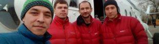 El equipo que intentará completar el Leopardo de las Nieves en invierno