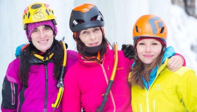 Anna Torreta, Cecilia Buil e Ixchel Foord