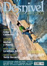 Portada de la revista Desnivel nº 381