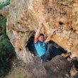 Edu Marín se hace con la ruta más dura –Aj-loun (8c)– de Iraq al Dub. Jordania.