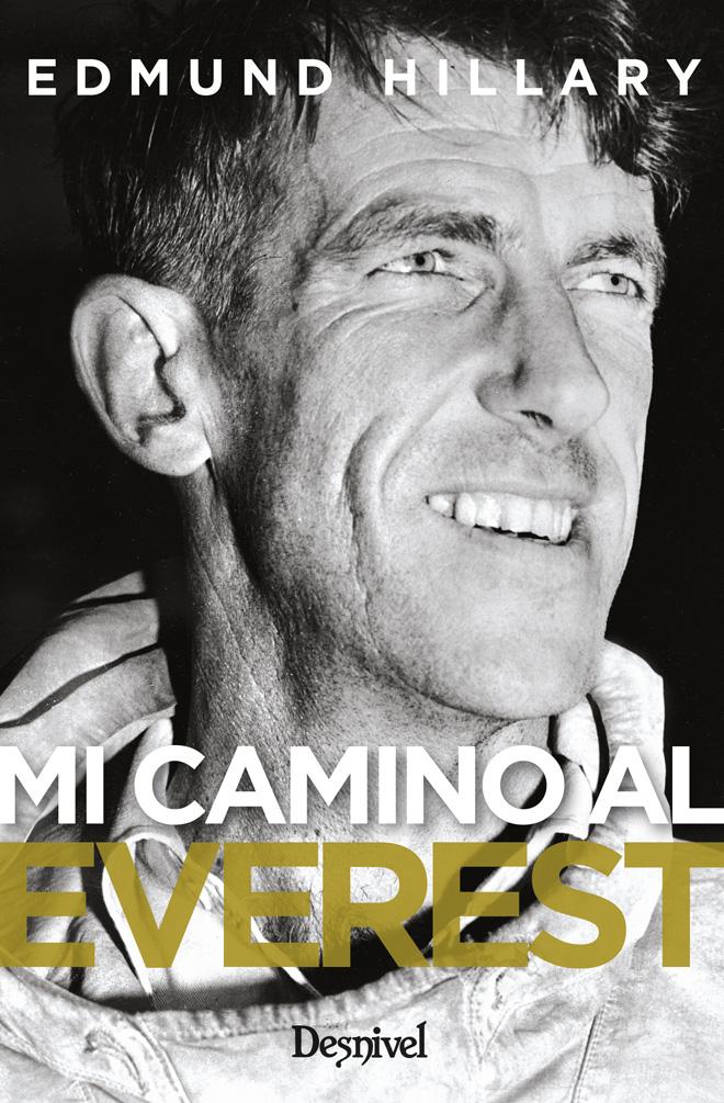 'Mi camino al Everest', el diario de Edmund Hillary