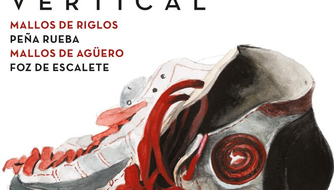Chema Agustín habla de 'Riglos vertical', una de las guías