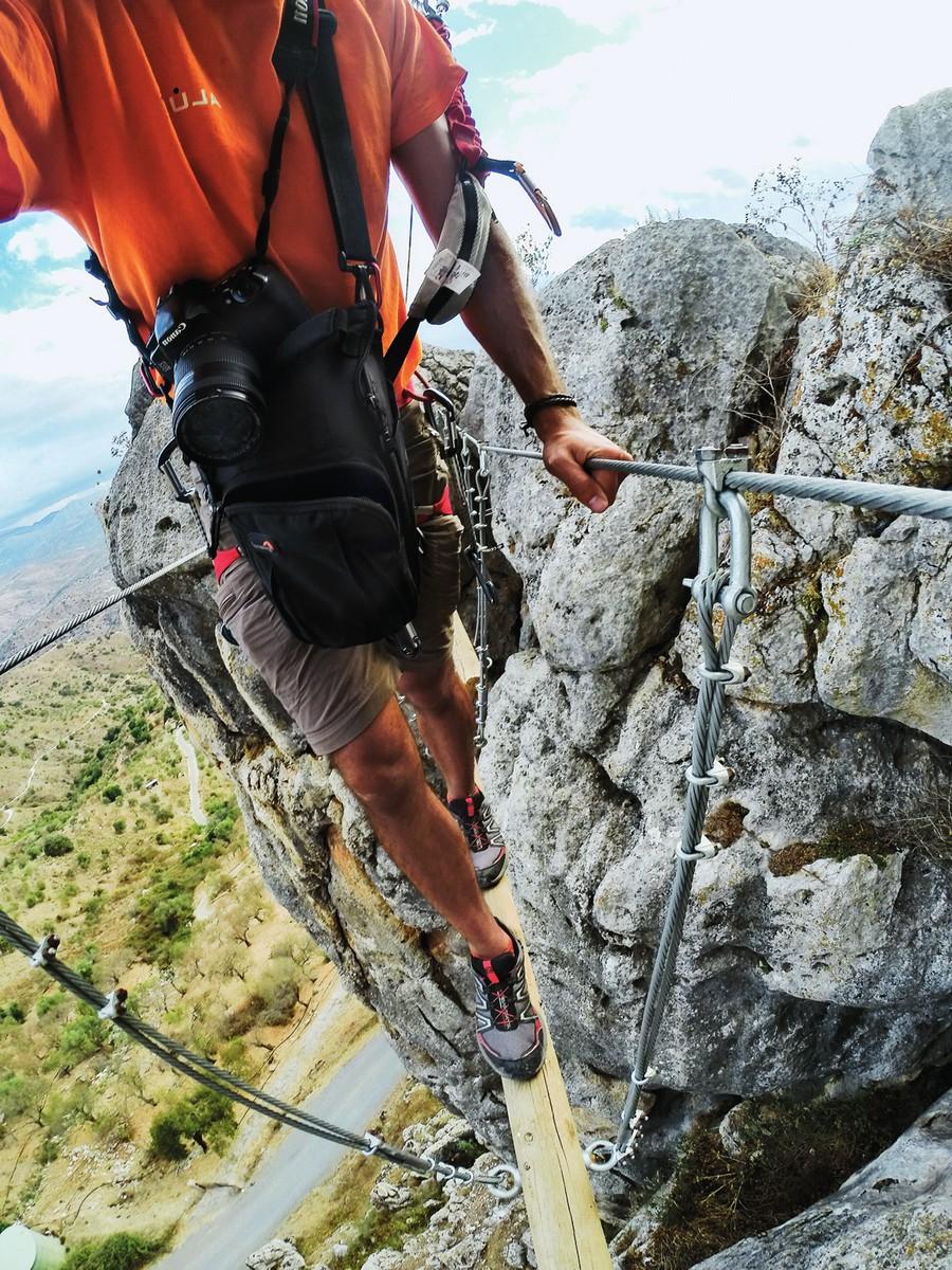 Montaña De Botas Trekking O Zapatillas fyb76vgY