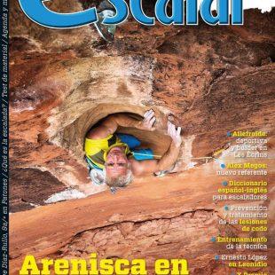 Escalar nº 112. Arenisca en Siurana, nuevas experiencias. Ailefroide: deportiva y búlder en Les Écrins.