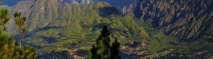 Parque Natural de Cumbre Vieja.