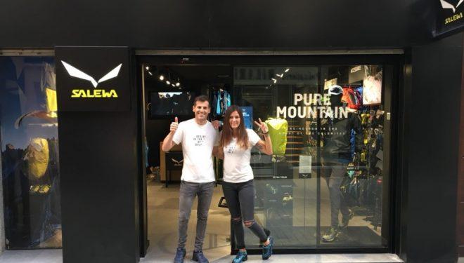 Nueva tienda SALEWA en Puigcerdà