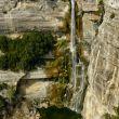 El Salt de Collsacabra es una impresionante cascada de noventa metros de altura