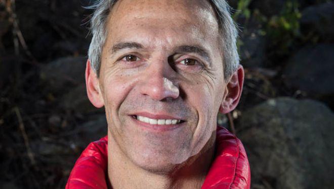 El alpinista canadiense Serge Dessureault.