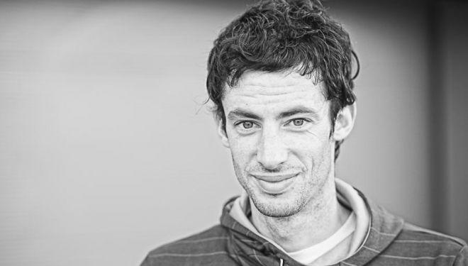 Kilian Jornet, corredor de montaña y alpinista. Noviembre 2015