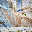 Nina Caprez vuelve en 'Headless children' (8b, 260 m), Rätikon