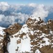 Genís Zapater en el proyecto 4xAlpes: Mont Blanc, Grand Paradiso, Cervino y Monte Rosa.