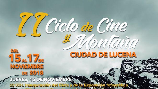 Cartel II Ciclo de Cine de Montaña