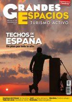 Portada revista Grandes Espacios nº 248. Especial Techos de España