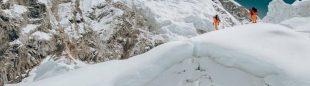 Expedición Lhotse en esquís, de Hilaree Nelson y Jim Morrison