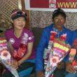 La alpinista china en la expedición del Shisha Pangma