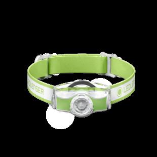 Frontal MH5 verde de Ledlenser