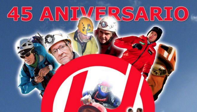 Cartel 45º Aniversario Grupo Hinneni