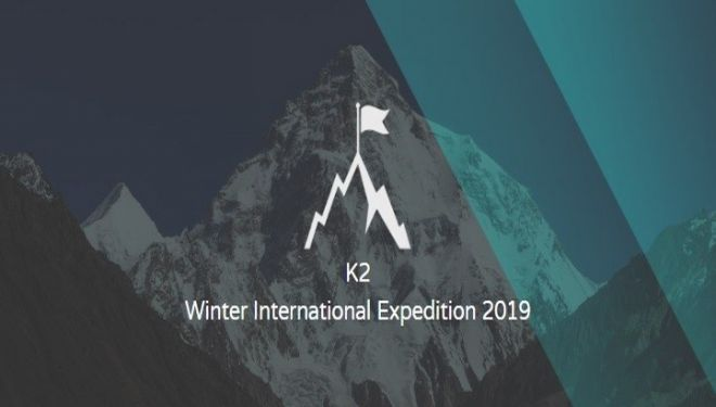 Winter Internacional Expediton K2 2019