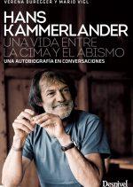 Portada del libro Hans Kammerlander, una vida entre la cima y el abismo