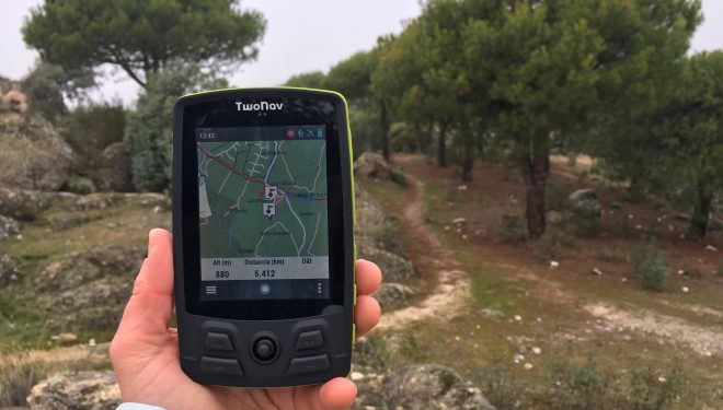 GPS Trail de Twonav
