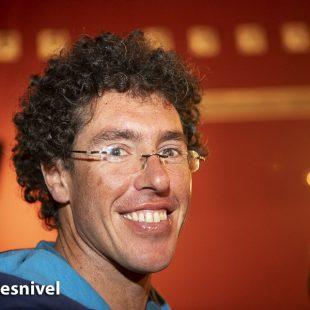 Oriol Baró en las Jornadas de Montaña de Moralzarzal 2018