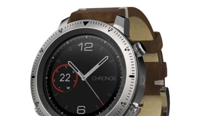 Reloj fēnix Chronos de Garmin