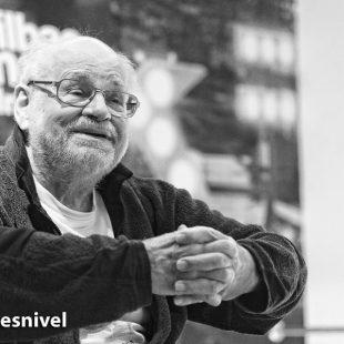 Kurt Diemberger en Bilbao Mendi Film 2018