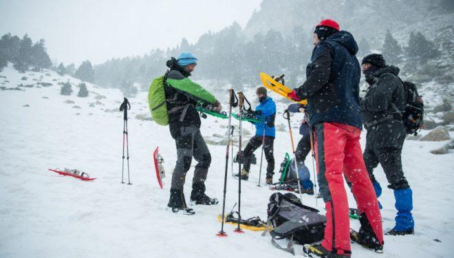 Descubrir el Pirineo Catalán en raquetas de nieve