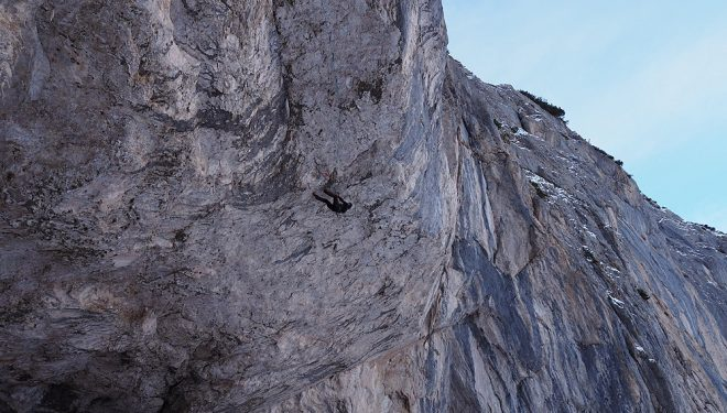 Darek Sokolowski en 'War without end' D15 de Tomorrow's World (Dolomitas)