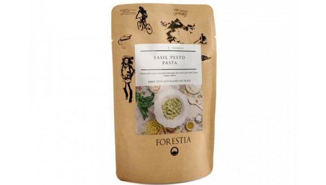Comida deshidratada Pouch+Bolsa calentadora de Forestia.