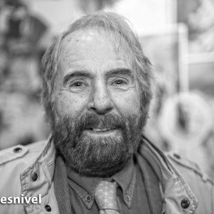 Cesar Pérez de Tudela en la Librería Desnivel (diciembre 2018)