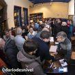 """Mucho ambiente en la presentación en la Librería Desnivel de """"Mittoh chá. Comiendo en Nepal"""""""