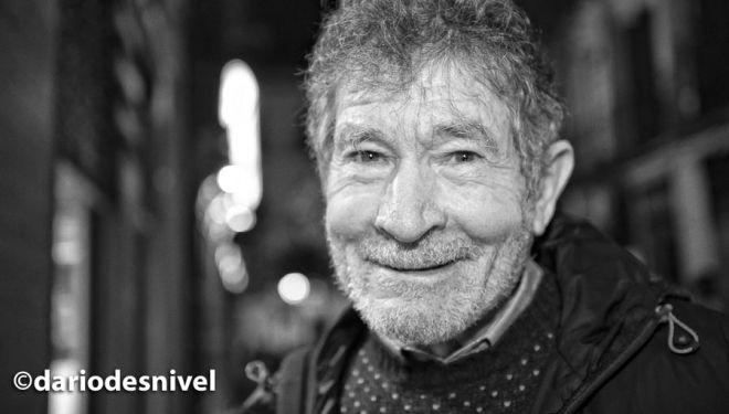 Carlos Soria en la Librería Desnivel (enero 2019)