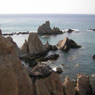 Geoparque Cabo de Gata-Níjar.