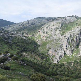 Geoparque de las Sierras Subbéticas.
