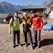Álex Txikon, Simone Moro y Pemba Gelje Sherpa, Año Nuevo de 2019 en Nepal