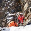 Álex Txikon en el K2 invernal