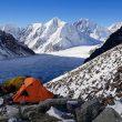 CBA de Álex Txikon en el K2 invernal