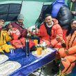 el equipo de sherpas de Álex Txikon en el K2