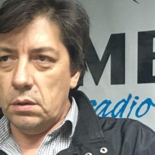 Dr. Osvaldo Cordano, jefe del Servicio de Traumatología del Hospital de Alta Complejidad