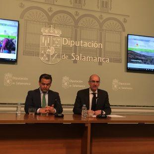 Diputación de Turismo de Salamanca.
