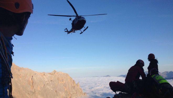 Jornadas rescate y seguridad en montaña
